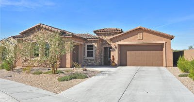 Marana AZ Single Family Home For Sale: $424,900