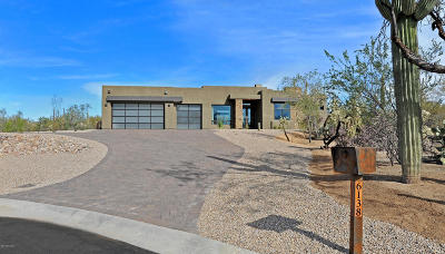 Marana Single Family Home For Sale: 6138 W Two Quail Court