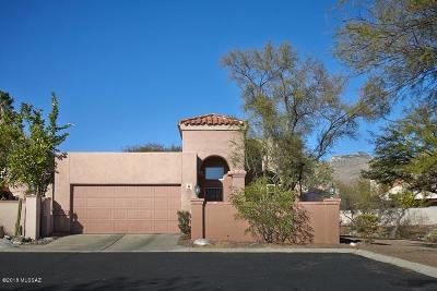 Tucson Townhouse Active Contingent: 6720 N Calle De Calipso