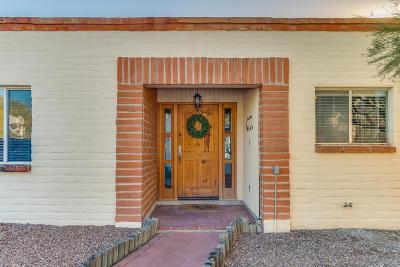 Single Family Home For Sale: 4031 N Via Nueva