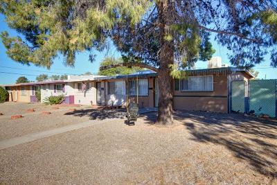 Pima County Townhouse For Sale: 1315 E Louisiana Drive