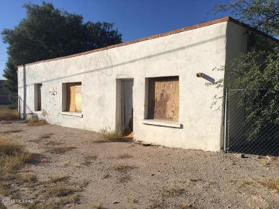 Tucson AZ Single Family Home For Sale: $125,000