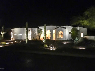 Oro Valley Single Family Home Active Contingent: 11362 N Meadow Sage Drive