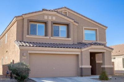 Pima County Single Family Home For Sale: 8255 W Melanitta Drive