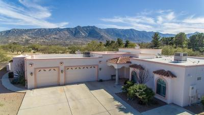 Tucson Single Family Home For Sale: 4695 E Rail N Road