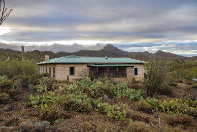 Tucson Single Family Home For Sale: 6500 W Sweetwater Drive