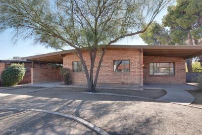 Tucson Single Family Home For Sale: 5536 E Hawthorne Street