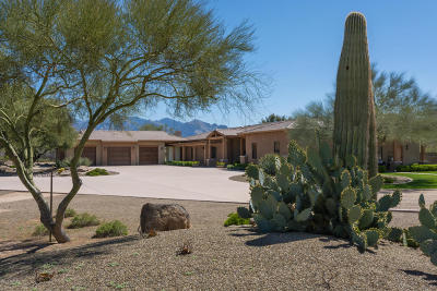 Pima County Single Family Home For Sale: 3111 W Lynne Place