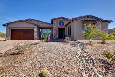 Pima County Single Family Home Active Contingent: 11834 N Luzon Court