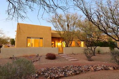 Tucson Single Family Home Active Contingent: 10628 E Karen Gannon Place