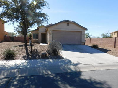 Marana Single Family Home Active Contingent: 12843 N Pocatella Drive