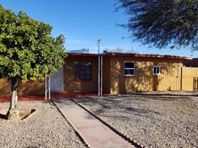 Tucson Single Family Home For Sale: 3009 E Glenn Street