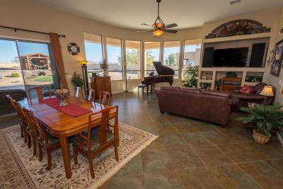 Single Family Home Active Contingent: 13568 S Sonoita Ranch Circle