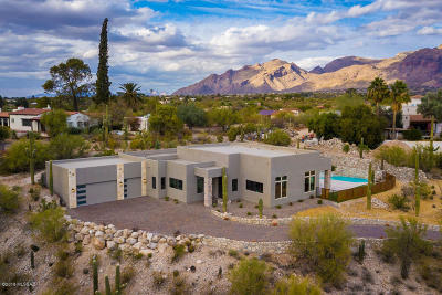 Tucson Single Family Home For Sale: 5155 N Calle Colmado