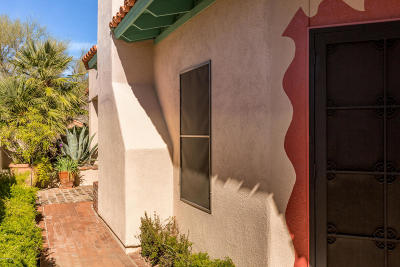 Tucson Townhouse For Sale: 4563 E Red Mesa Drive