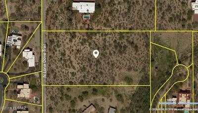 Tucson Residential Lots & Land For Sale: N Lone Dove Trail