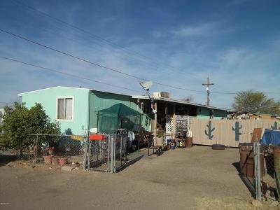 Pima County Manufactured Home For Sale: 3051 W Jade Place