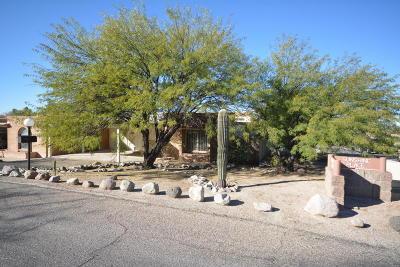 Pima County Townhouse For Sale: 1800 S Sunshine Place