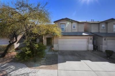 Tucson Single Family Home Active Contingent: 3153 W Treece Way