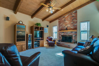 Oro Valley Single Family Home Active Contingent: 10575 N Stargazer
