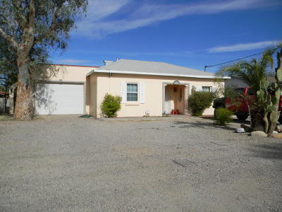 Tucson Single Family Home For Sale: 3419 E Bellevue Street