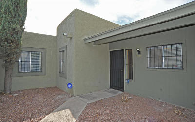 Tucson AZ Townhouse For Sale: $147,500