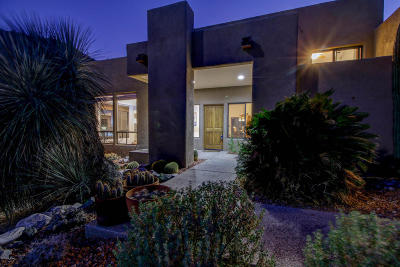Tucson Single Family Home Active Contingent: 651 N Mountain Side Way