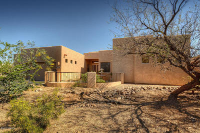 Oro Valley Single Family Home For Sale: 11596 N La Tanya Drive