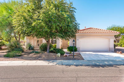 Oro Valley Single Family Home For Sale: 14247 N Fawnbrooke Drive