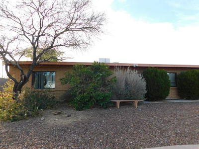 Pima County, Pinal County Single Family Home Active Contingent: 1730 S Kevin Drive
