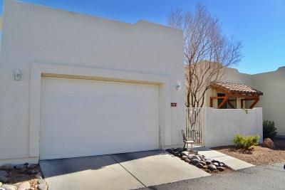 Tucson Townhouse Active Contingent: 2901 S Full Moon Drive