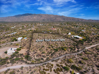 Residential Lots & Land For Sale: S Quail Trail