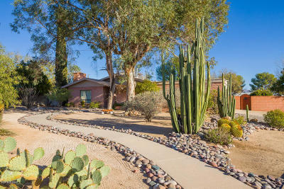 Single Family Home Active Contingent: 7642 E Calle Cabo