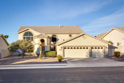 Oro Valley Single Family Home For Sale: 12745 N Pioneer Way