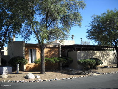 Pima County Townhouse For Sale: 2078 N Camino Alicante