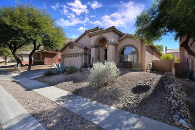 Single Family Home Active Contingent: 7734 E McGee Mountain Road