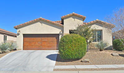 Single Family Home For Sale: 4512 W Harmony Ranch Place