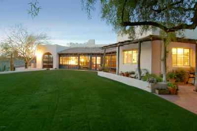 Tucson Single Family Home For Sale: Withheld
