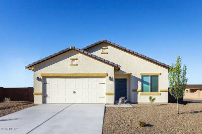 Marana Single Family Home For Sale: 11644 W Fayes Glen Drive