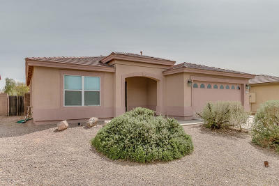 Vail AZ Single Family Home For Sale: $198,000