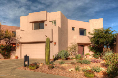 Single Family Home For Sale: 6204 N Ventana View Place