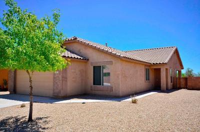 Marana Single Family Home Active Contingent: 14123 N Chaco Journey Avenue