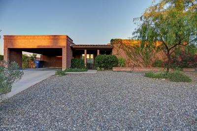 Tucson Single Family Home Active Contingent: 2302 N Camino Mateo