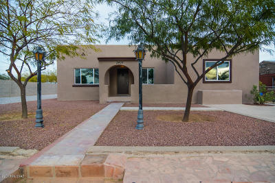 Pima County, Pinal County Single Family Home For Sale: 3407 S Lundy Avenue