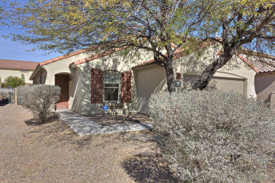 Single Family Home For Sale: 66 W Calle Sauco