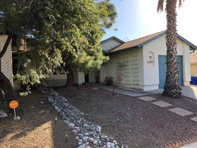 Single Family Home For Sale: 10090 E Skyward Way