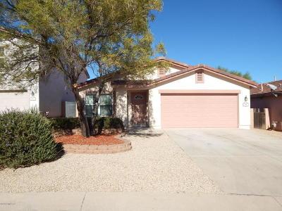 Single Family Home For Sale: 95 E Oracle Oak Street