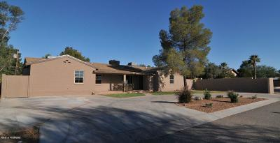 Tucson Single Family Home For Sale: 2010 N Campbell Avenue