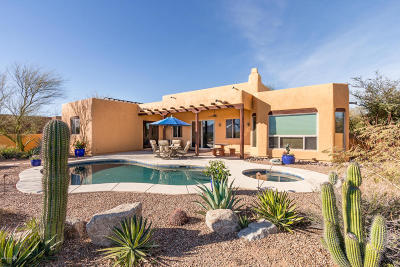 Oro Valley Single Family Home Active Contingent: 10100 N Wild Creek Drive
