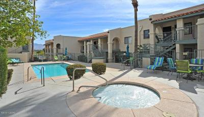 Pima County, Pinal County Condo Active Contingent: 7668 E 22nd Street #77